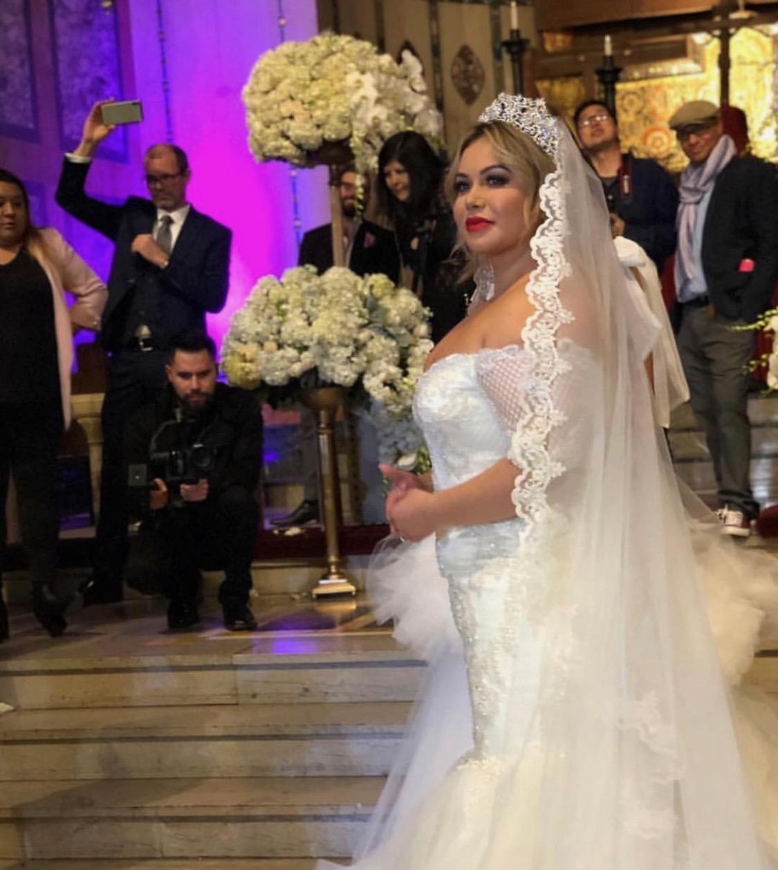 Chiquis Rivera Wedding: Chiquis Rivera Se Viste De Novia