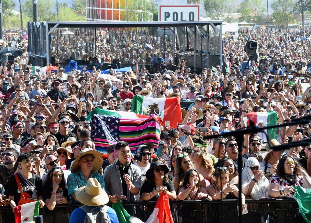 Los Tucanes de Tijuana triunfan, otra vez, en Coachella