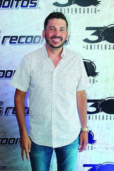 """Luis Ángel Franco """"El Flaco"""". Foto: TVyNovelas"""