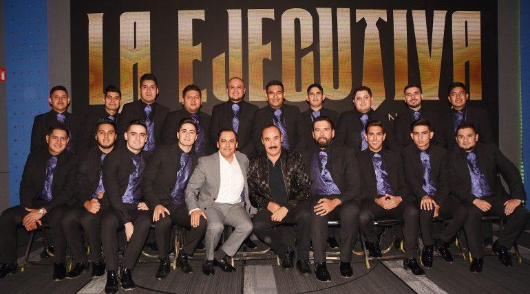 Banda La Ejecutiva. Foto: Ricardo Cristino