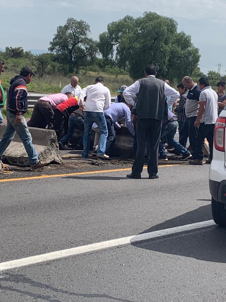 Germán Lizárraga Accidente. Foto: Cortesía del artista