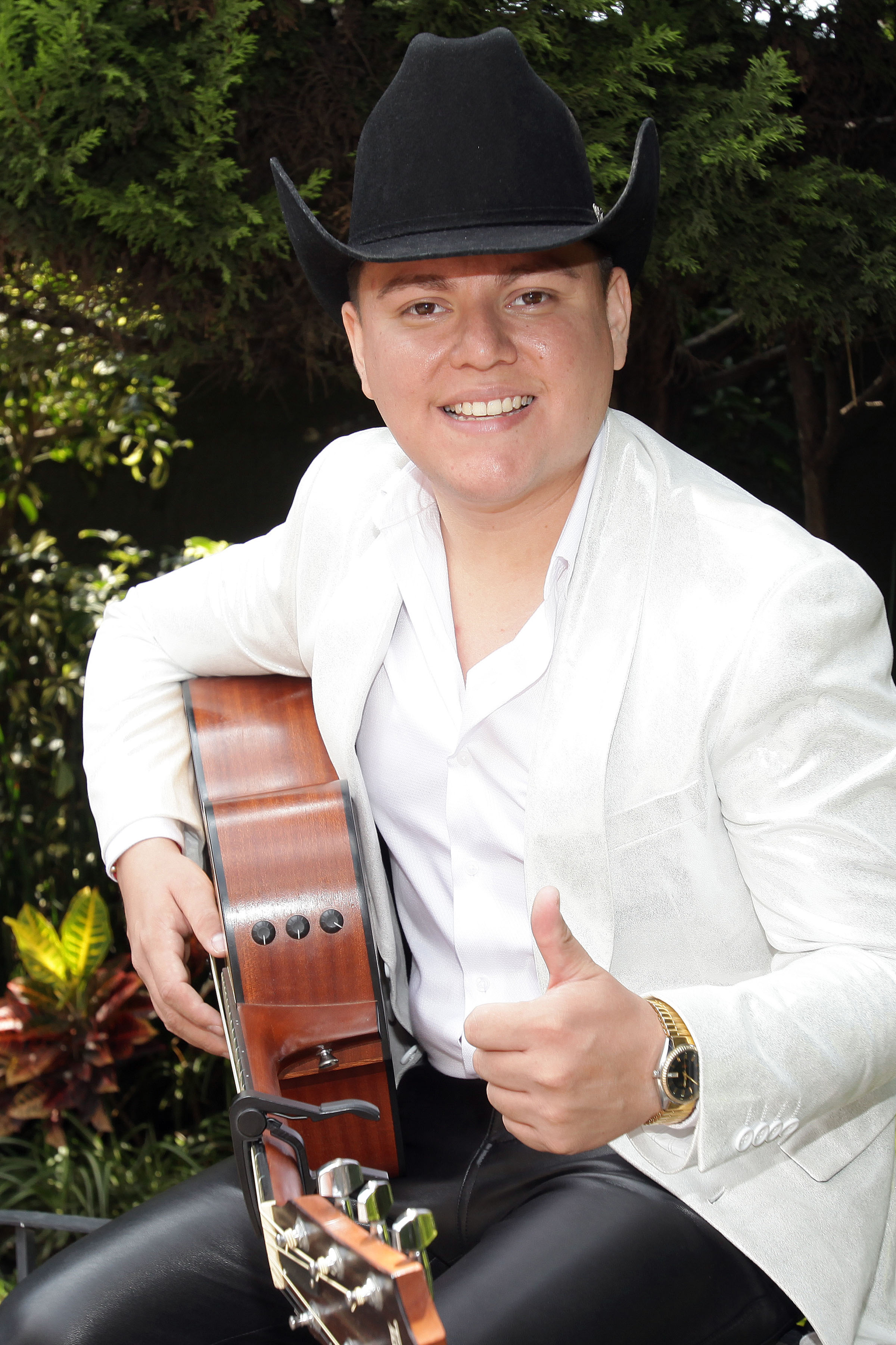 Cristian Jacobo. Foto: José Luis Ramos