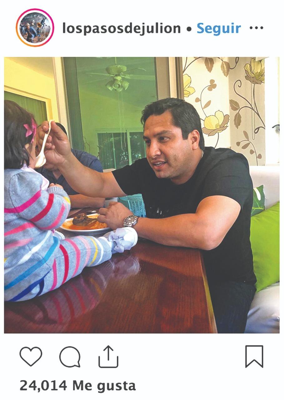 Julión Álvarez. Foto: IG Los Pasos de Julión