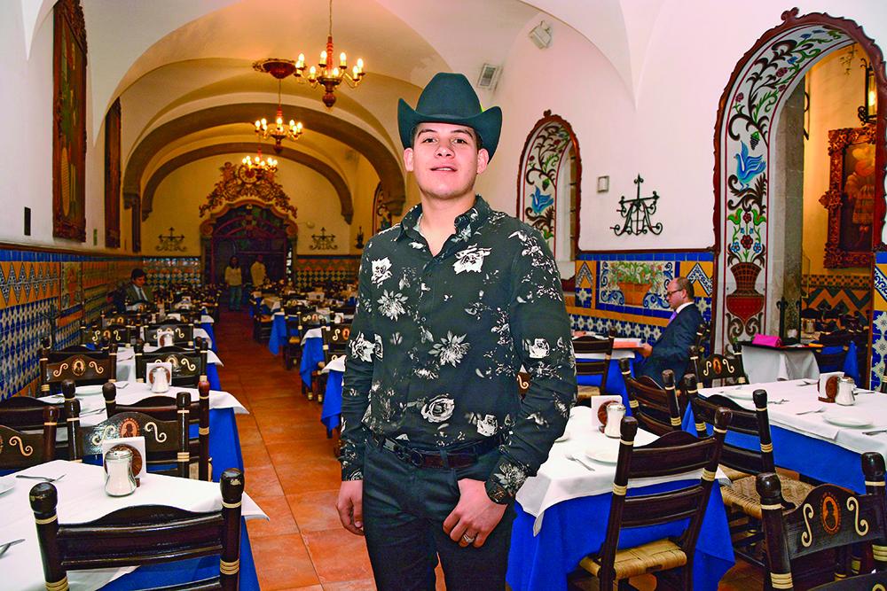 Chayín Rubio. Foto: Ricardo Cristino