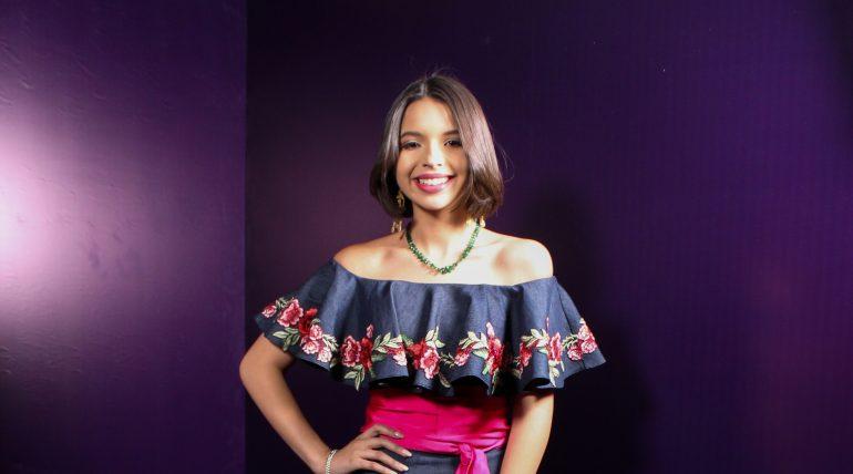 Ángela Aguilar. Foto: Edson Vázquez