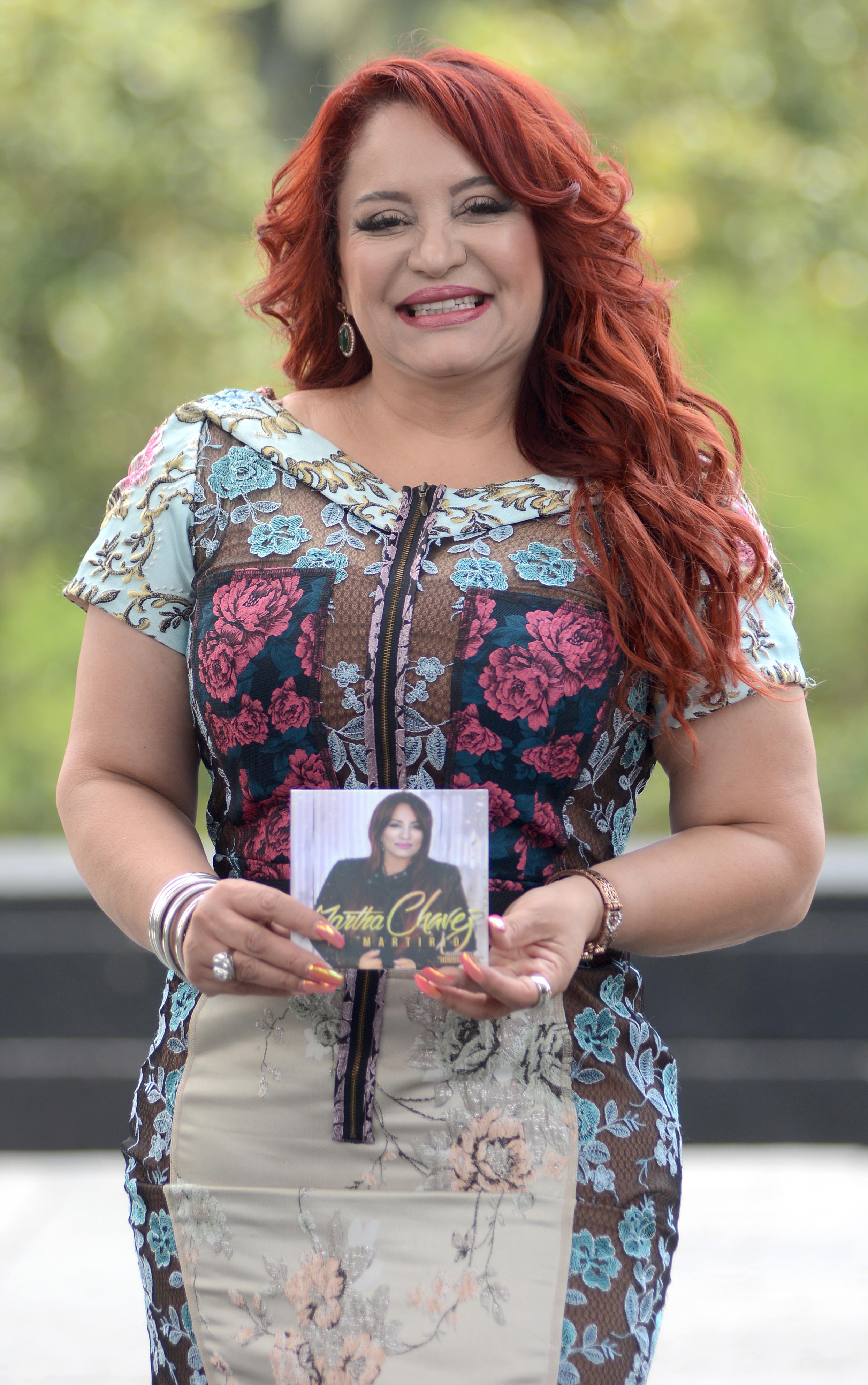 Martha Chávez. Foto: Ricardo Cristino